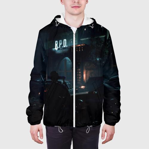 Мужская куртка 3D  Фото 04, Resident Evil 2