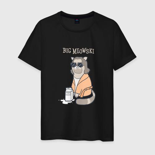 Мужская футболка хлопок Big Meowski Фото 01