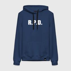 RE2 R.P.D. (НА СПИНЕ)
