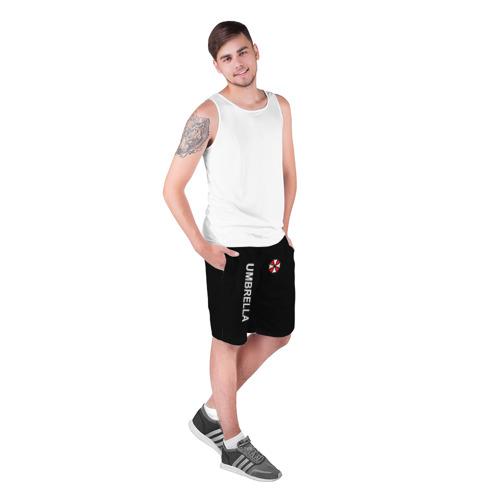 Мужские шорты 3D  Фото 03, UMBRELLA CORP