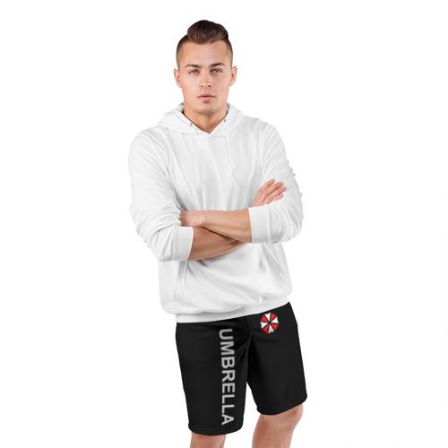 Мужские шорты 3D спортивные  Фото 05, UMBRELLA CORP