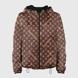 Louis Vuitton and Supreme