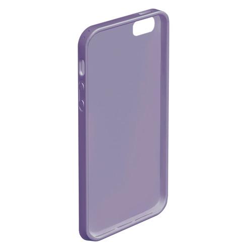 Чехол для iPhone 5/5S матовый  HOCKEY Фото 01