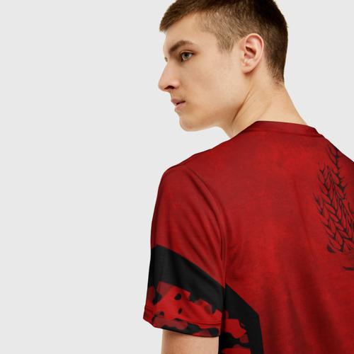 Мужская футболка 3D Камуфляж СССР Фото 01