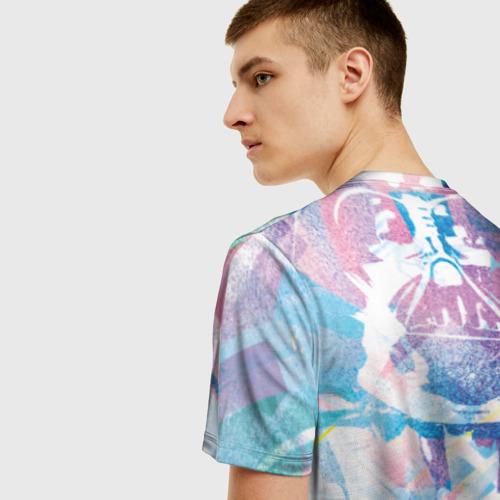 Мужская футболка 3D Дарт Вейдер Фото 01