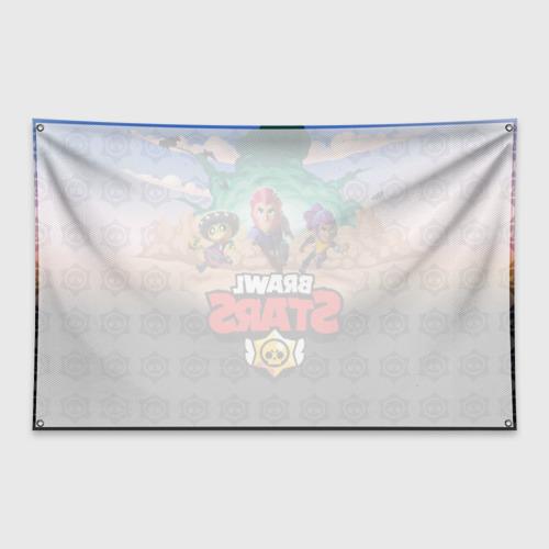 Флаг-баннер Brawl Stars Фото 01