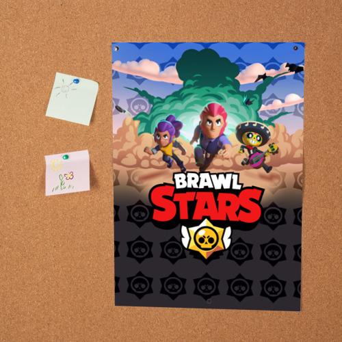 Постер Brawl Stars Фото 01