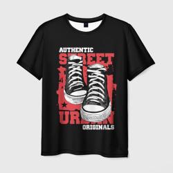 Street style, sneakers