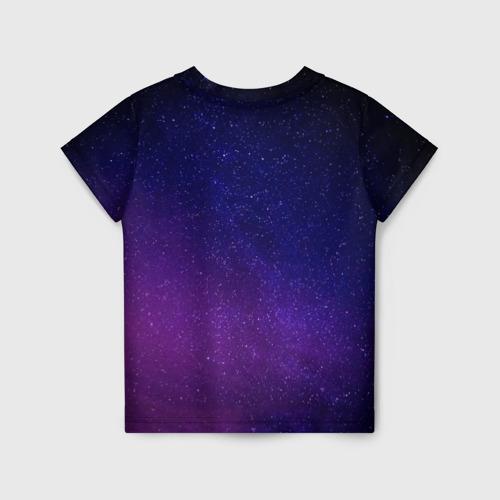 Детская футболка 3D Marshmello Cosmos Фото 01