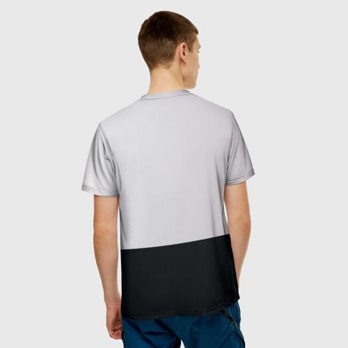 Мужская футболка 3D Sasha Grey LOVE Фото 01