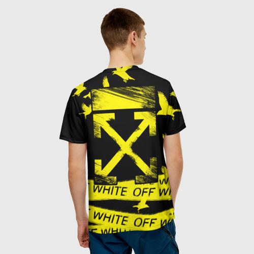 Мужская футболка 3D 'OFF White 2'