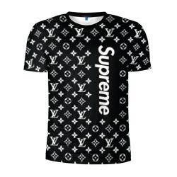Supreme x L&V Black