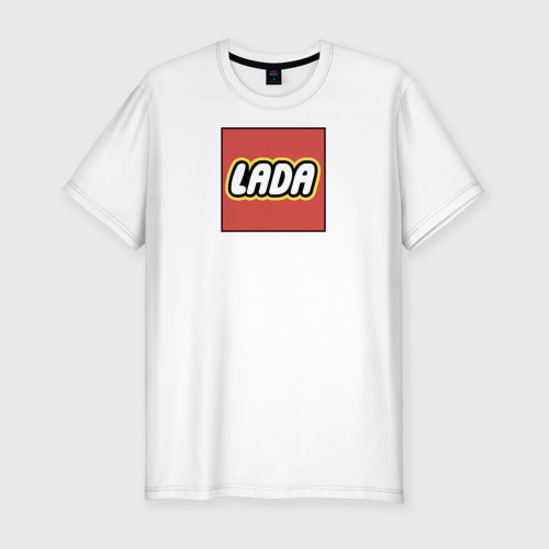 LADA - LEGO логотип