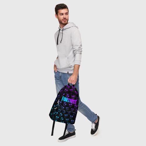 Рюкзак 3D FORTNITE x MARSHMELLO Фото 01