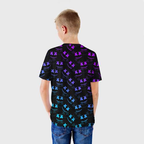 Детская футболка 3D FORTNITE x MARSHMELLO Фото 01