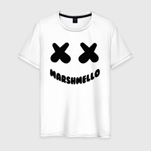 Мужская футболка хлопок  Фото 01, MARSHMELLO