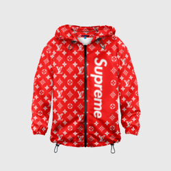 Supreme x L&V RED