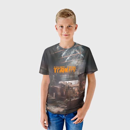Детская футболка 3D  Фото 01, Escape From Tarkov