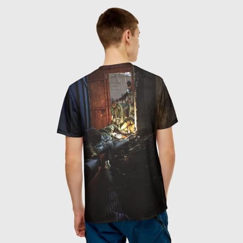Мужская футболка 3D  Фото 02, Escape From Tarkov
