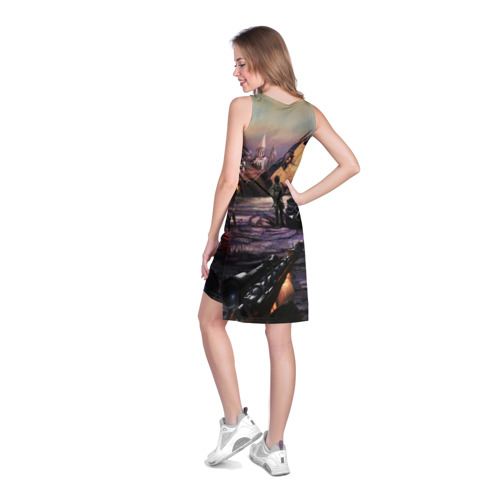 Платье-майка 3D  Фото 04, Escape From Tarkov