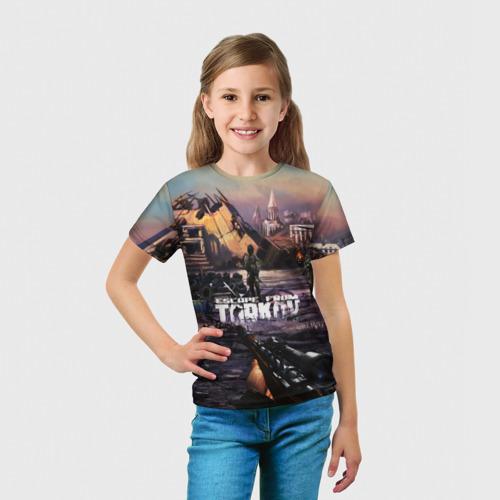 Детская футболка 3D  Фото 03, Escape From Tarkov