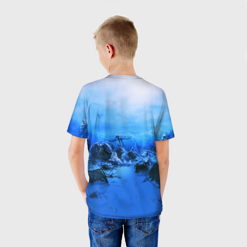 Детская футболка 3D  Фото 02, Escape From Tarkov
