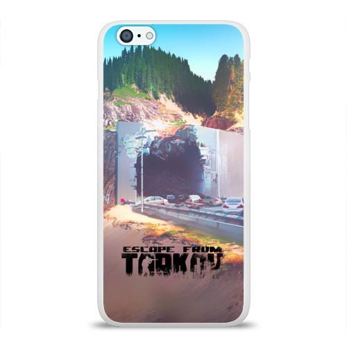 Чехол для Apple iPhone 6Plus/6SPlus силиконовый глянцевый Escape From Tarkov Фото 01