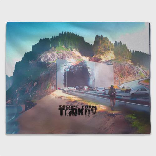 Плед 3D Escape From Tarkov Фото 01