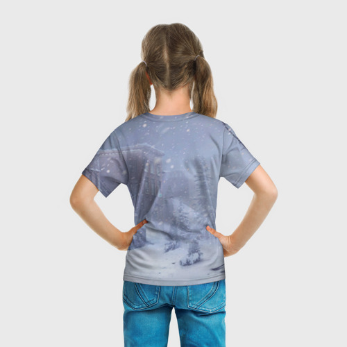 Детская футболка 3D  Фото 04, Escape From Tarkov