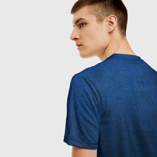 Мужская футболка 3D Человек-Паук Фото 01