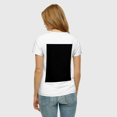 Женская футболка хлопок Billie Eilish Фото 01