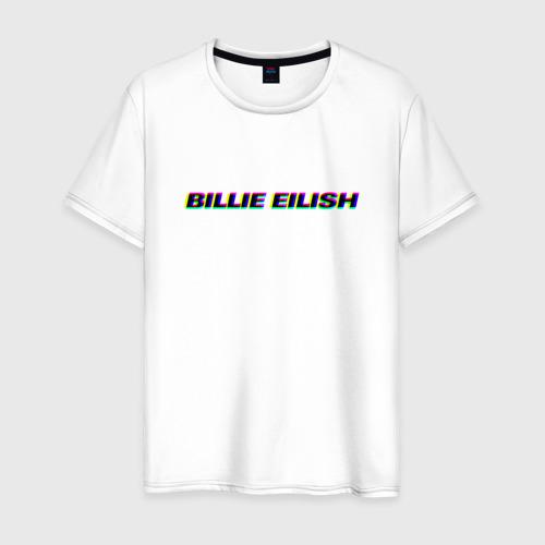 Мужская футболка хлопок Billie Eilish