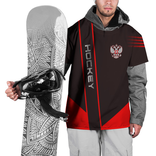 Накидка на куртку 3D Hockey L