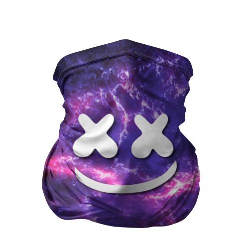 Бандана-труба 3D Marshmello Cosmos