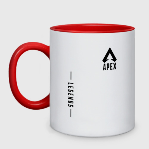 Кружка двухцветная APEX LEGENDS