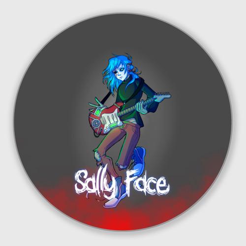 Коврик для мышки круглый Sally Face (8) Фото 01