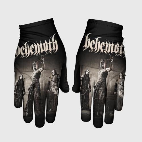 Перчатки 3D Behemoth S фото