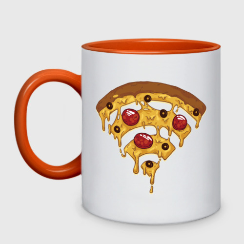 Пицца Wi-Fi