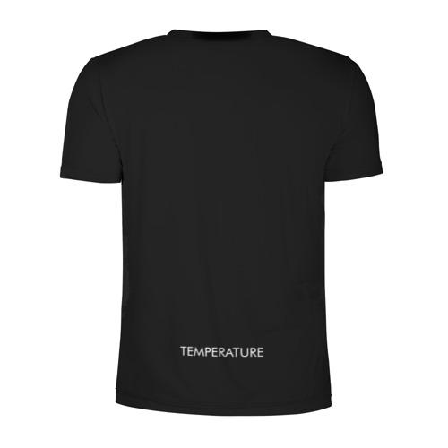 Мужская футболка 3D спортивная off-white за  1540 рублей в интернет магазине Принт виды с разных сторон