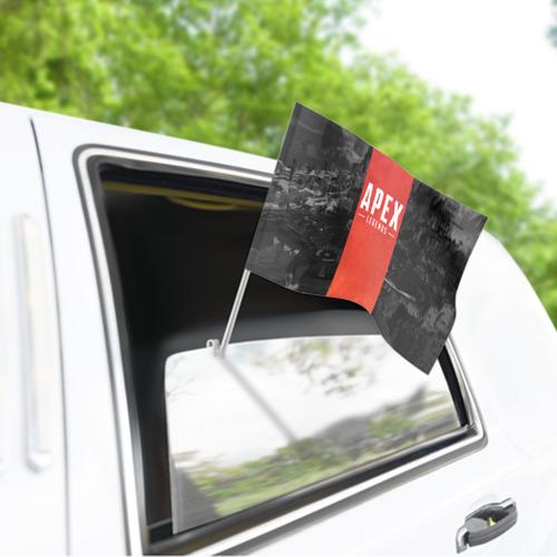 Флаг для автомобиля  Фото 03, APEX LEGENDS (Titanfall)