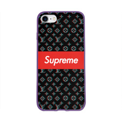 Supreme x Louis Vuitton x Glitch.
