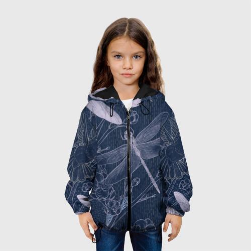 Детская куртка 3D Стрекоза Фото 01