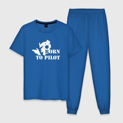 Born to pilot