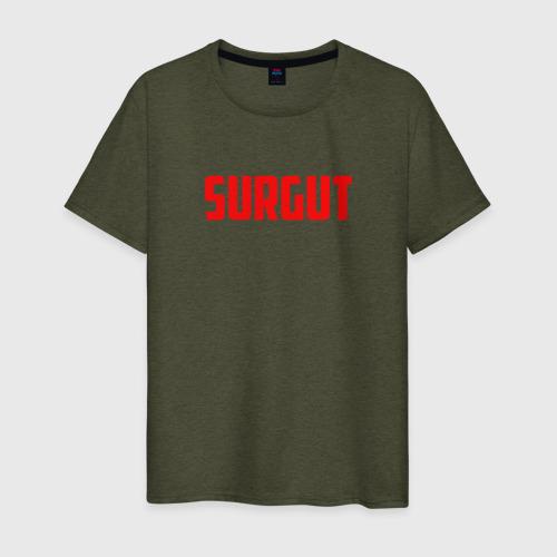 Мужская футболка хлопок Сургут XXXL фото