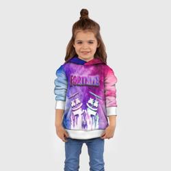 Fortnite & Marshmello (Color).