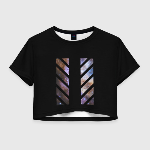 Женская футболка Cropp-top off-white за  1435 рублей в интернет магазине Принт виды с разных сторон