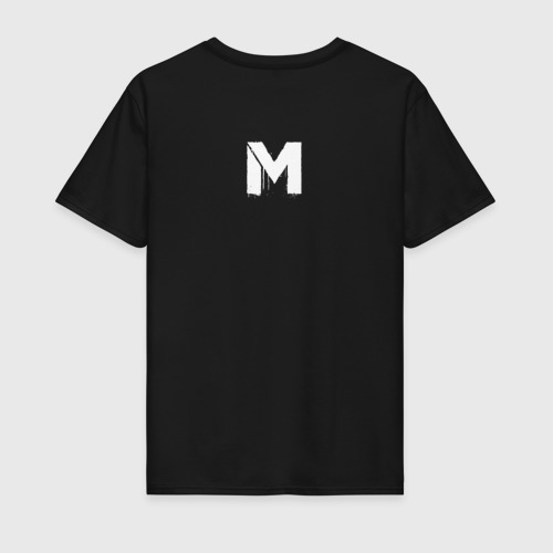 Мужская футболка хлопок METRO EXODUS (НА СПИНЕ) Фото 01