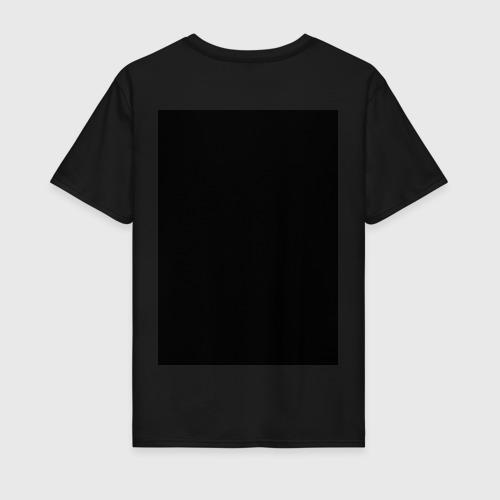 Мужская футболка хлопок СВАРОГ за  1085 рублей в интернет магазине Принт виды с разных сторон