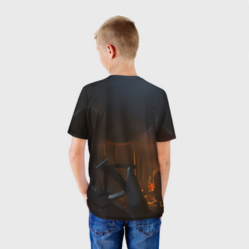 Детская футболка 3D  Фото 02, Kingdom Come: Deliverance