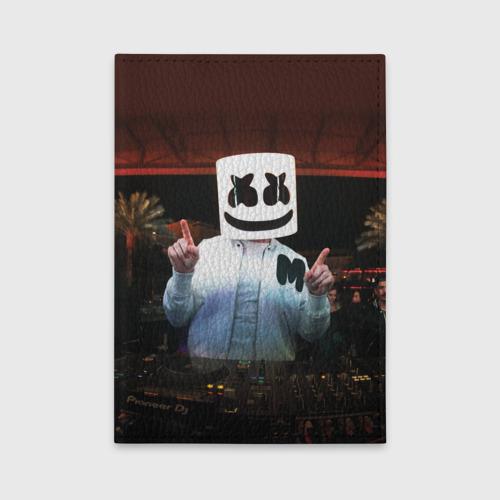 Обложка для автодокументов Marshmello Фото 01